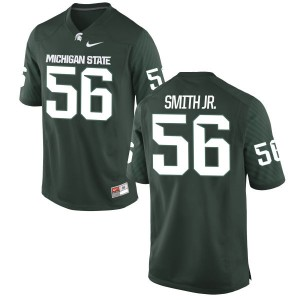 Enoch Smith Jr. Nike Michigan State Spartans Men's Game Jersey  -  Green