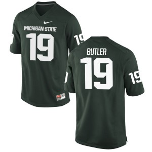 Josh Butler Nike Michigan State Spartans Women's Authentic Football Jersey  -  Green